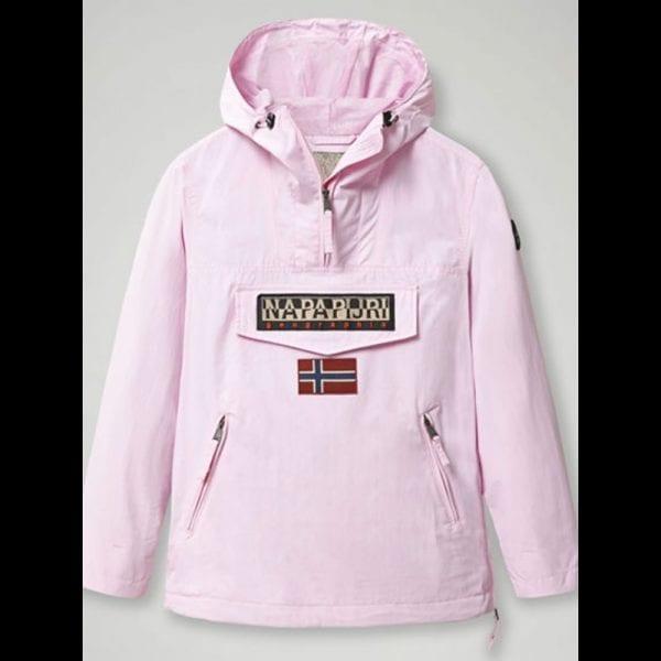 Zomer Napapijri Dames Rainforest Pocket Petal Pink