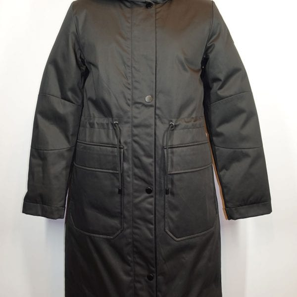 Beaumont Dames Classic Rain Parka Black