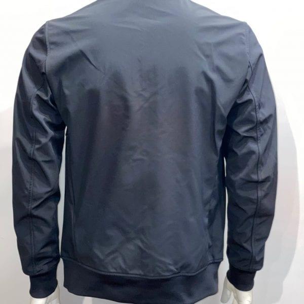 Airforce Heren Softshell Jacket Dark Navy Blue