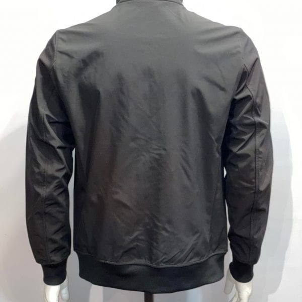 Airforce Heren Softshell Jacket True Black