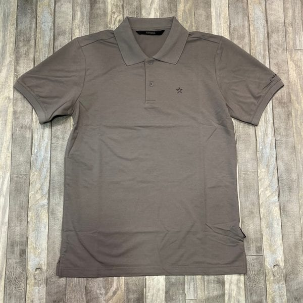 Airforce Polo Outline Star Paloma Grey