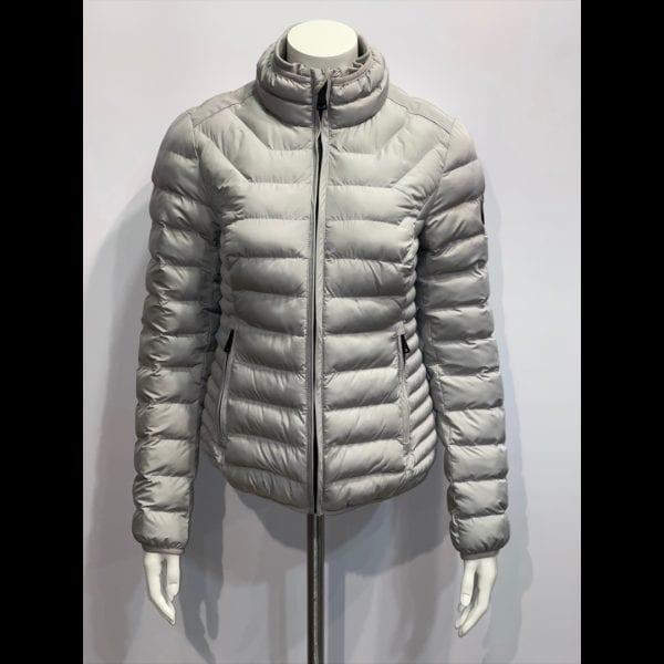 Airforce Dames Padded Jacket Paloma Grey