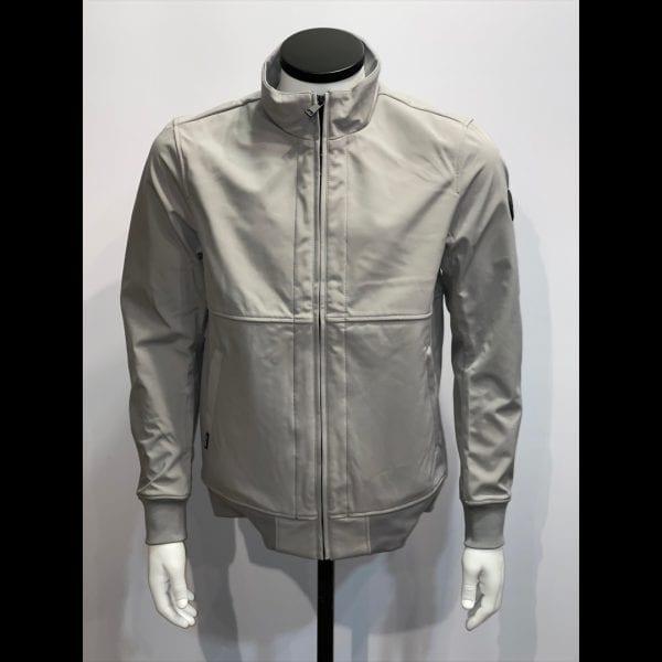 Airforce Heren Softshell Jacket Paloma Grey