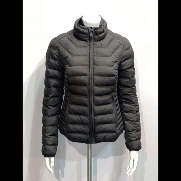 Airforce Dames Padded Jacket True Black